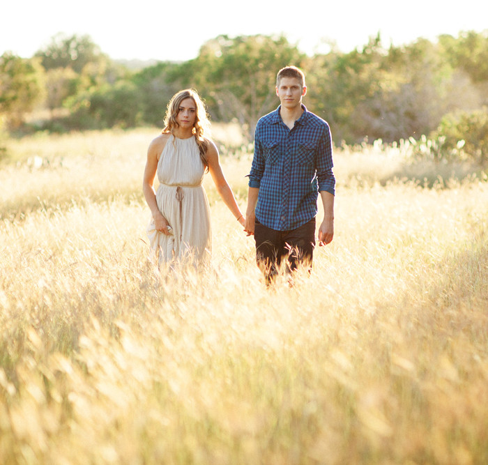 Mary & Tory: Romantic Austin Engagement