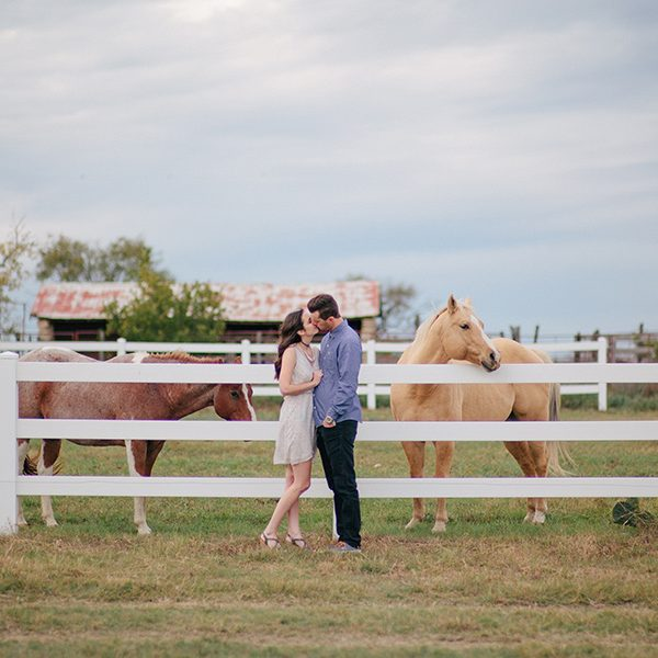 Chelsea & Hayden: Bertram Texas Engagement