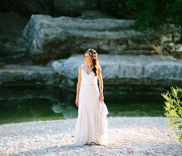 Natalie: Bull Creek Bridal Portraits