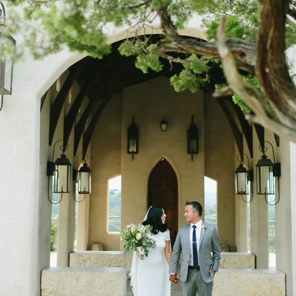 Intimate Chapel Dulcinea Wedding