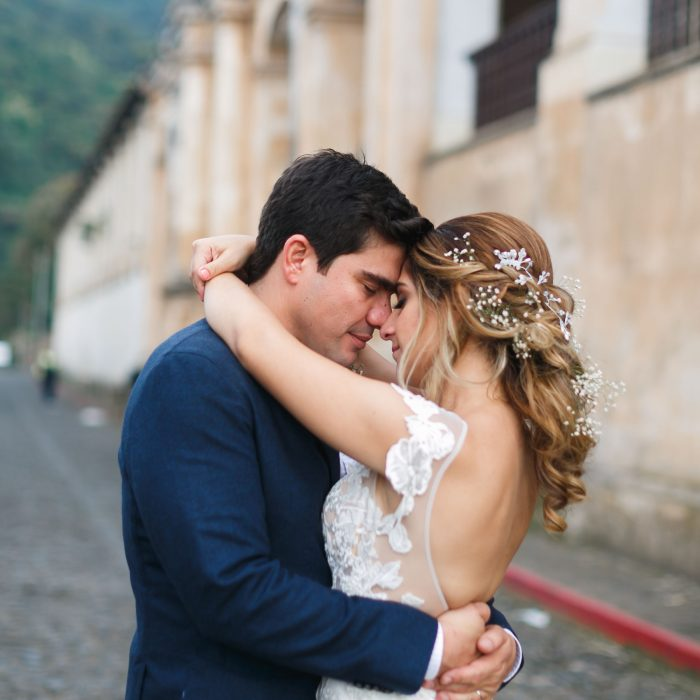 Jeannine & Ricardo: Antigua Guatemala Wedding