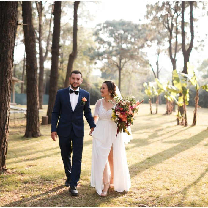 Marcia & Luisfer: Guatemala City Wedding